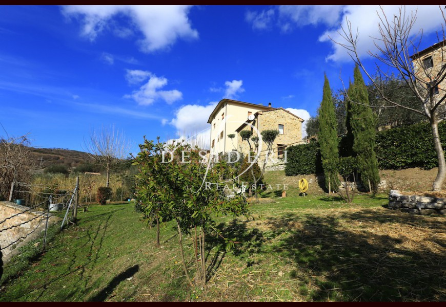 COUNTRY HOUSE on SALE in ROCCALBEGNA - CENTRO