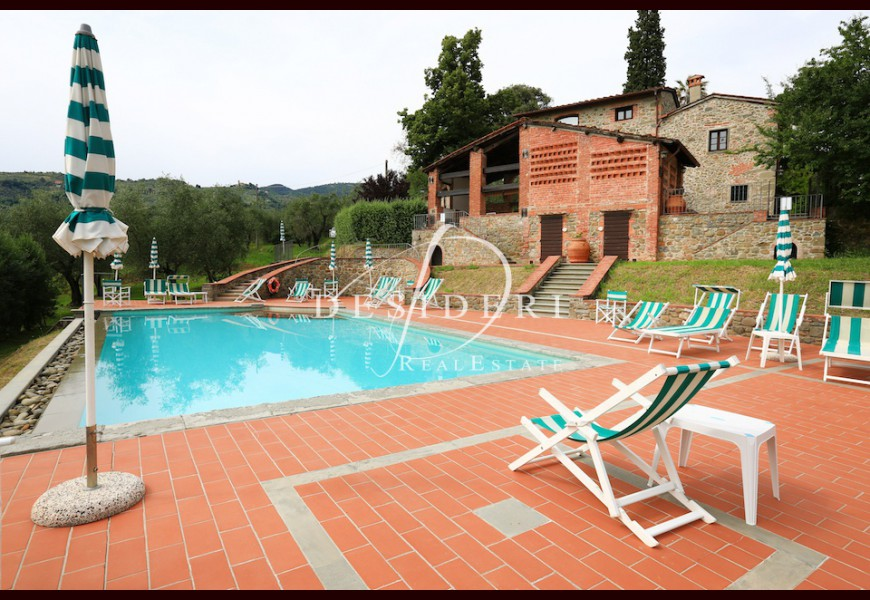 FARM HOLIDAY on SALE in MONTECATINI TERME