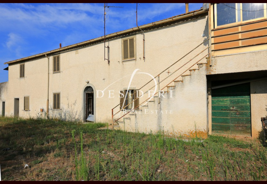 COUNTRY HOUSE on SALE in GAVORRANO - BIVIO DI RAVI
